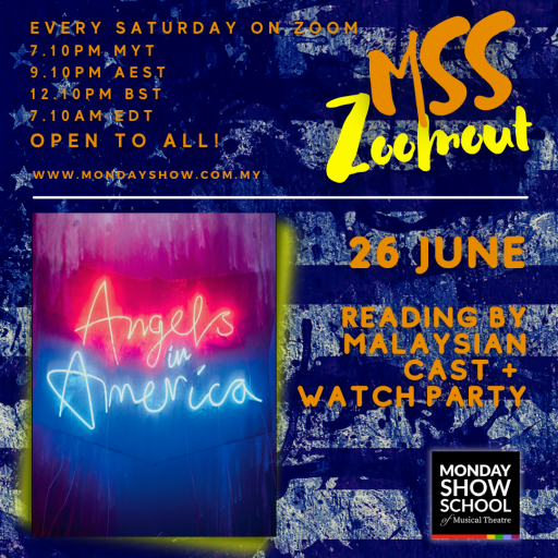 Zoomout Saturday - ANGELS IN AMERICA