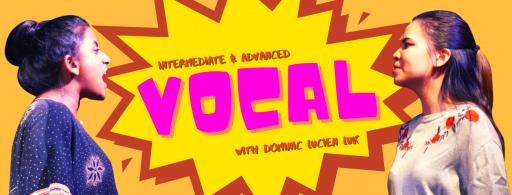 Vocal (Intermediate and Advanced)