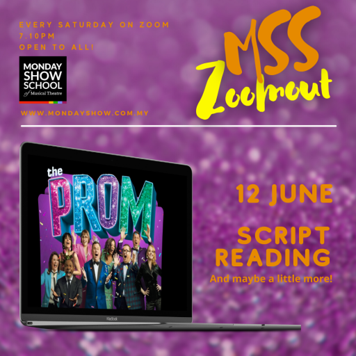 Zoomout Saturday - THE PROM